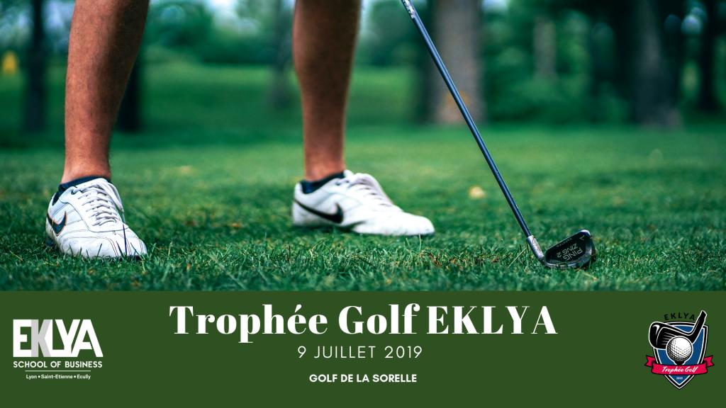 Trophée Golf EKLYA la sorelle 2019