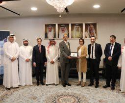 EKLYA rend visite à ses étudiants au Bahreïn