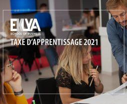 Soutenez EKLYA : Taxe d'apprentissage 2021